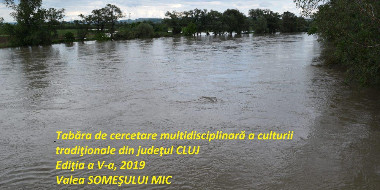 Tabăra de cercetare multidisciplinară a culturii tradiționale din județul Cluj, ediția a V-a