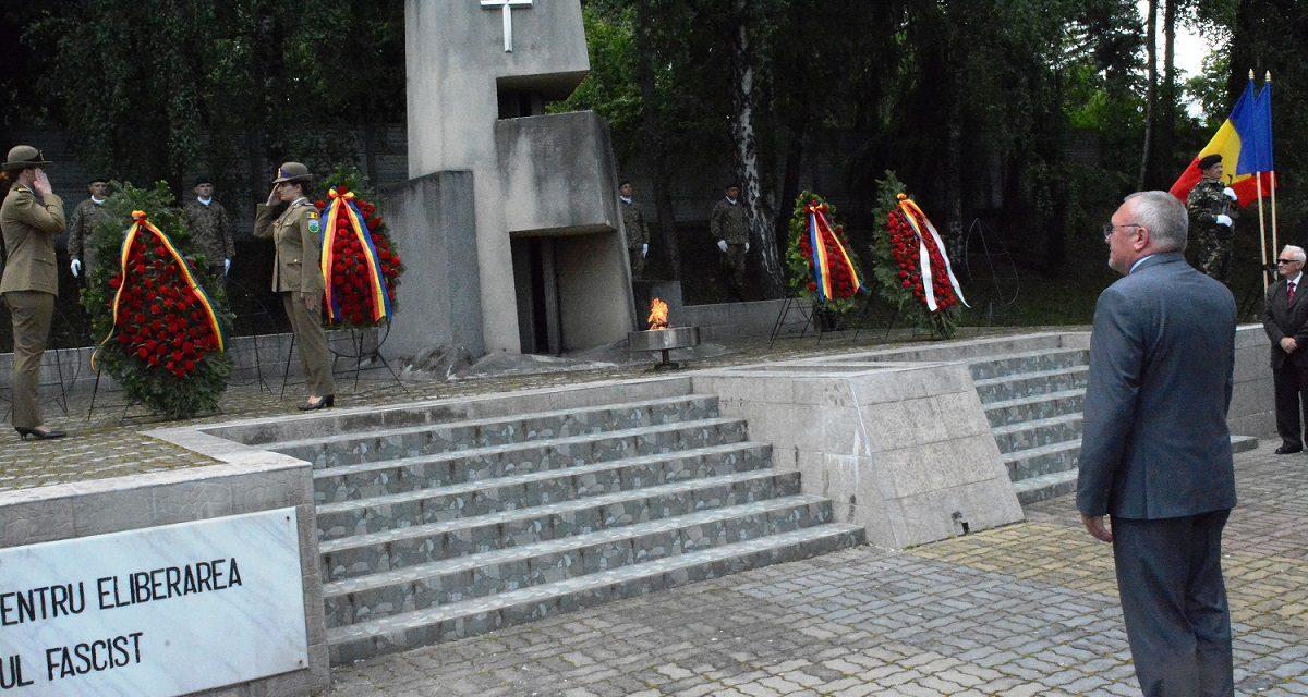Ziua Eroilor – Sărbătoarea Națională a Poporului Român, marcată în Cimitirul Eroilor de pe Calea Turzii