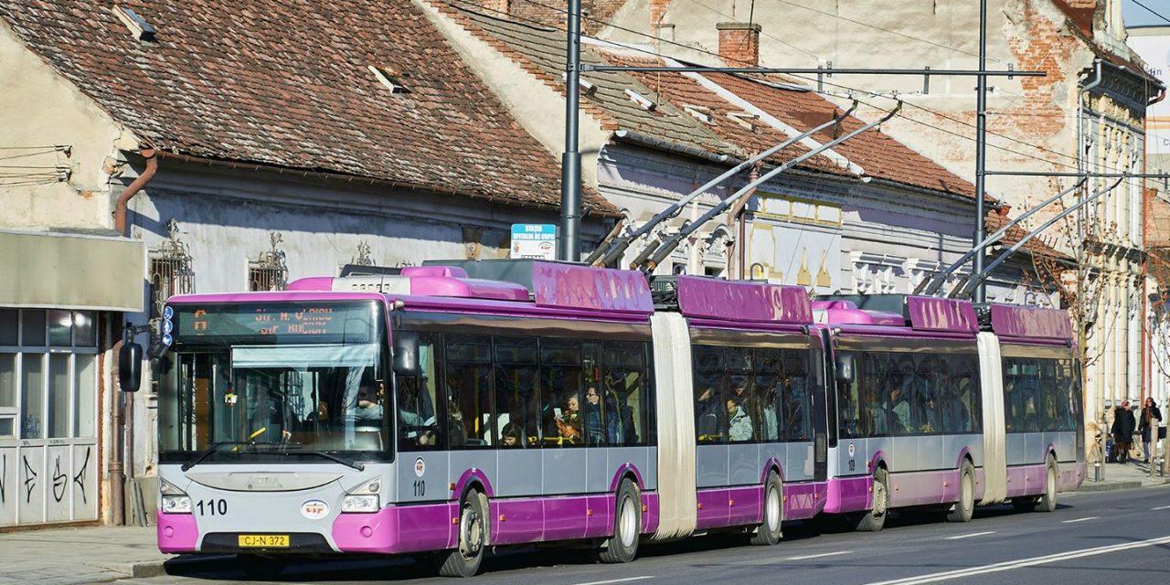 CTP Cluj-Napoca suplimentează numărul mijloacelor de transport odată cu începerea noului an școlar