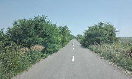 Cluj: Au fost executate lucrări de marcaje rutiere pe încă două drumuri județene FOTO