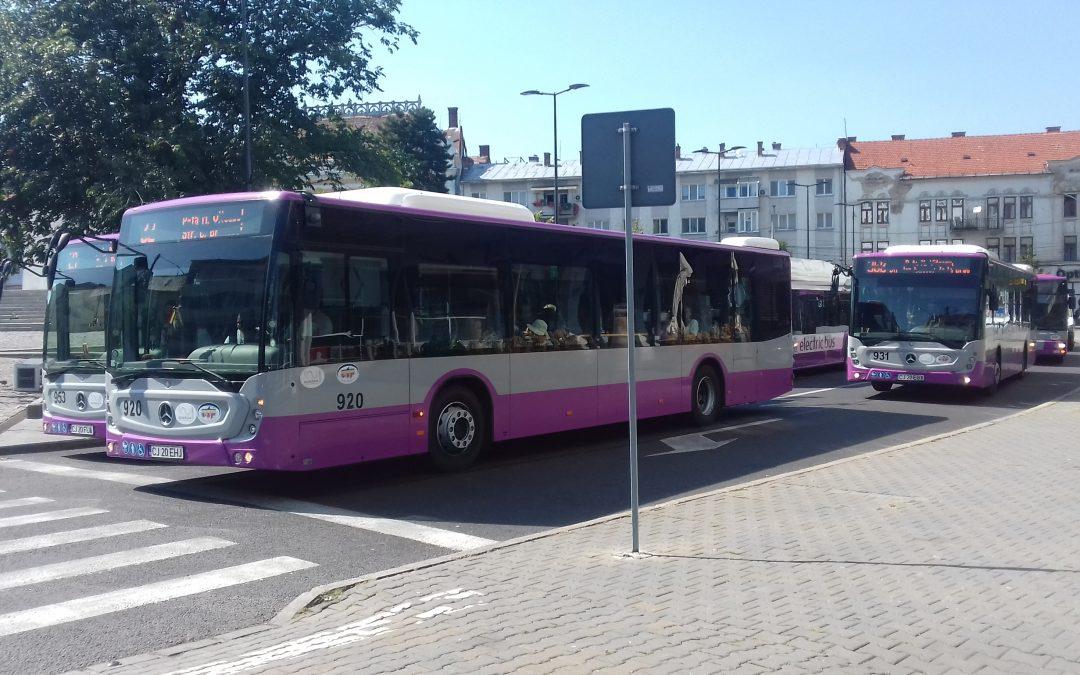 Cluj: Hoți din mijloacele de transport în comun,  prinși cu sprijinul unui cetățean cu spirit civic