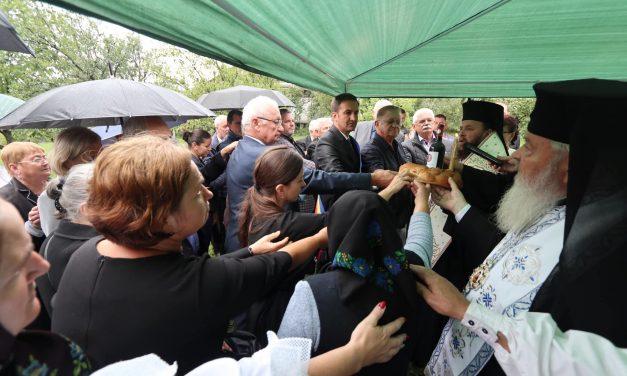 Un an de zile de la moartea maestrului Dumitru Fărcaș