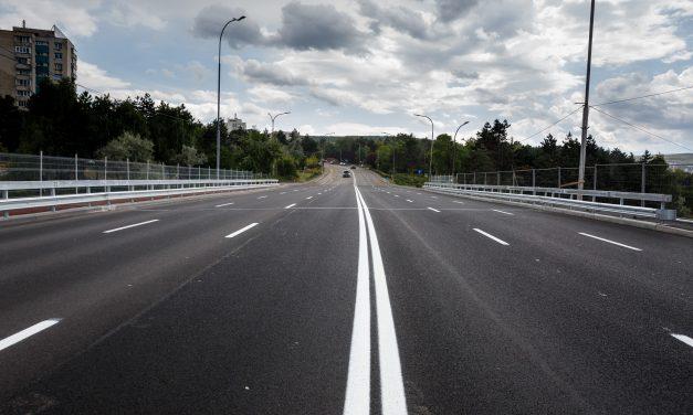 Circulația pe podul N a fost redeschisă  FOTO