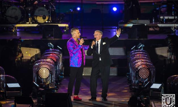 Untold 2019: Robbie Williams in concert la Cluj-Napoca VIDEO
