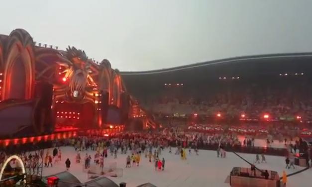 Untold Festival 2019 a început la Cluj-Napoca FOTO-VIDEO