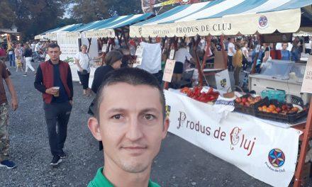 Produs de Cluj la Sărbătoarea floreștenilor