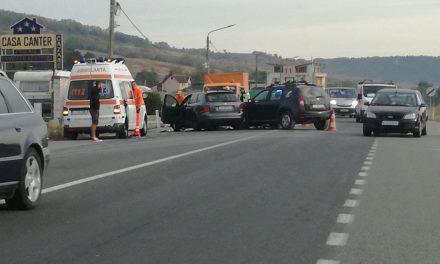 Accident cu victimă la Jucu FOTO