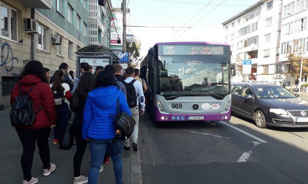 CTP emite abonamentele de transport public  pentru elevii din Cluj-Napoca