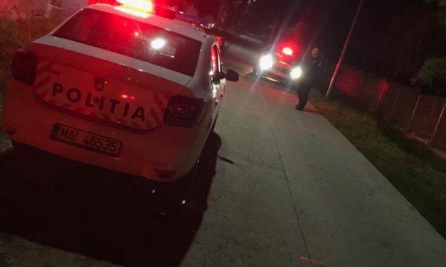Razie a polițiștilor la Baciu. 9 persoane au fost conduse la secție