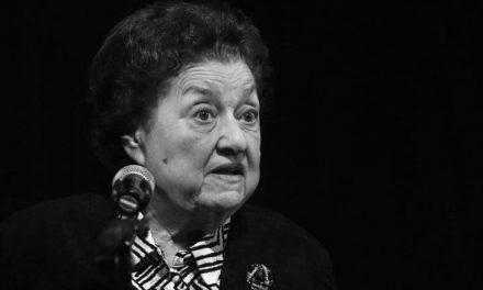 Actrița Tamara Buciuceanu Botez a murit