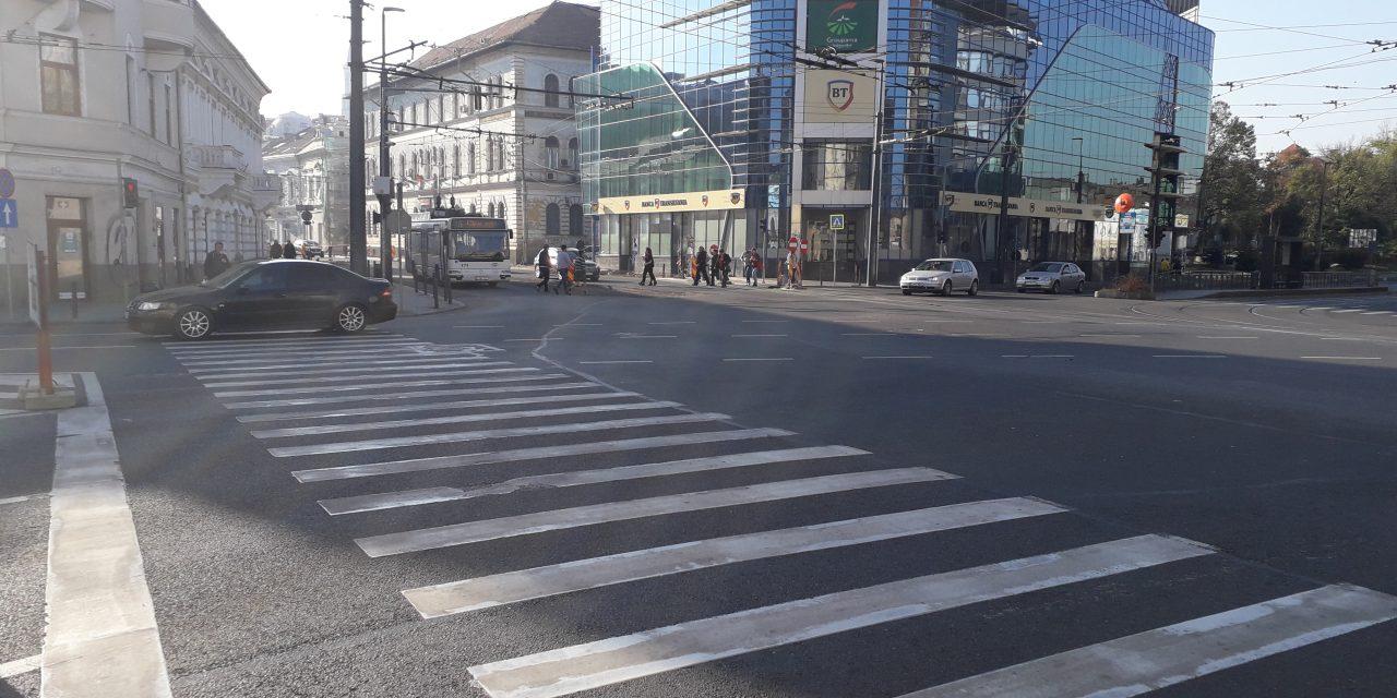 CTP Cluj: Revenire la traseul de bază a liniilor 1, 19, 22, 29, 42 și 52