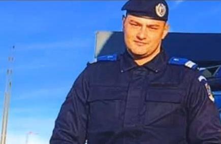 Jandarm clujean, salvator în timpul liber FOTO