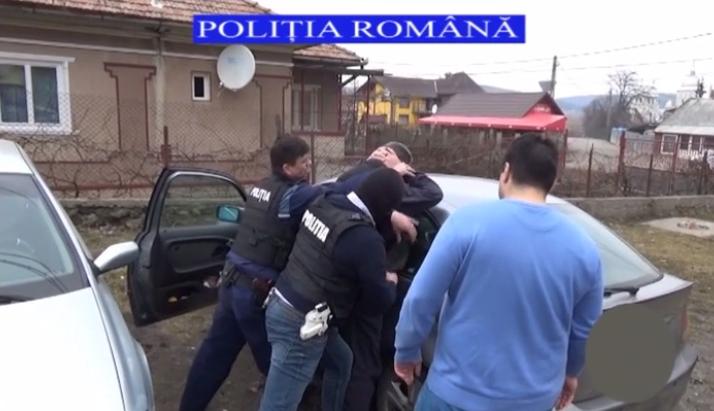 Un bărbat din Aghireș a fost reținut pentru camătă și șantaj FOTO-VIDEO