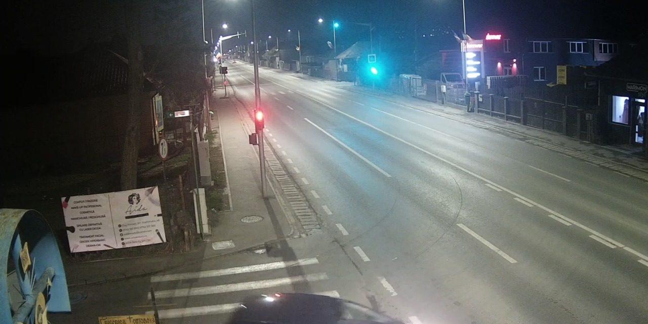 Cluj: Apel public pentru identificarea unei conducătoare auto  VIDEO