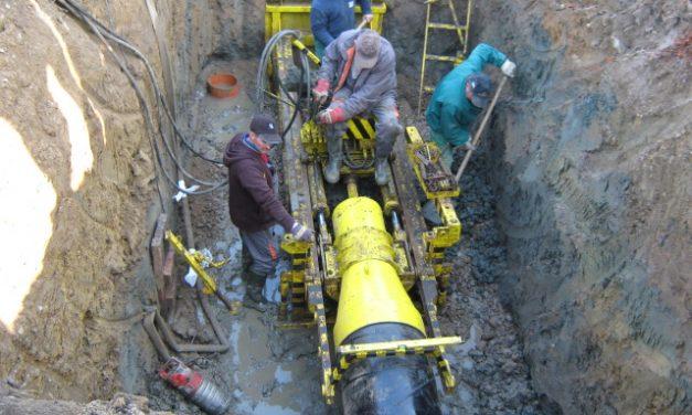 Încep lucrările la rețeaua de  canalizare în localitatea Aghireșu Sat