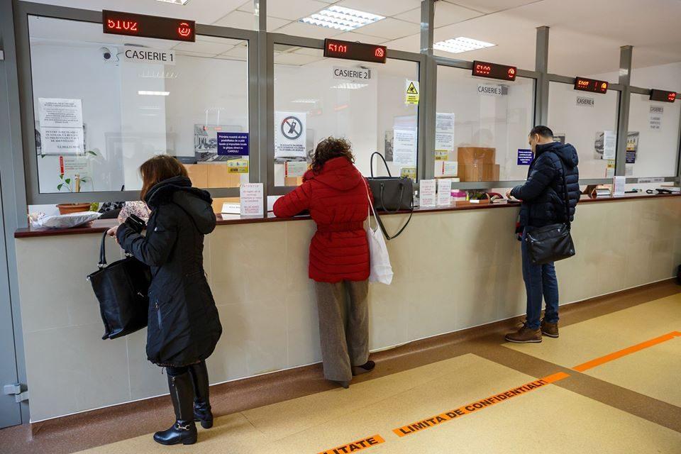 Primăria Cluj-Napoca reduce temporar programul de relații cu publicul