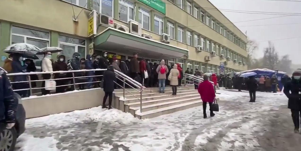 Zeci de bolnavi de cancer din Cluj, ținuți în frig pentru a primi tratament VIDEO