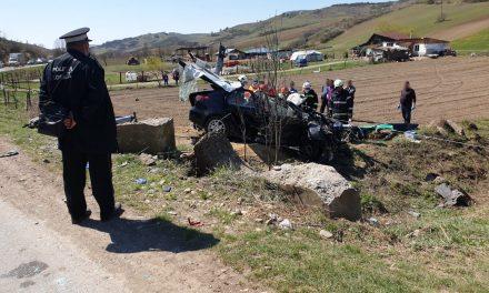 Accident GRAV între Nicula și Bont