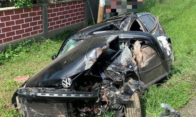 Accident MORTAL în Căianu Mic FOTO
