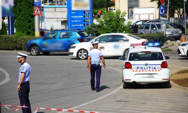 Razie la Cluj: 220 de persoane legitimate și 200 de autoturisme verificate