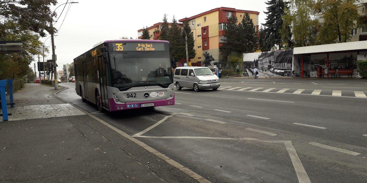 CTP Cluj eliberează abonamentele gratuite pentru persoanele vârstnice și pensionari