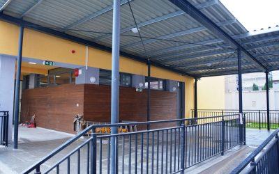 A fost finalizată construcția noului internat al Liceului pentru Deficienți de Auz Cluj-Napoca