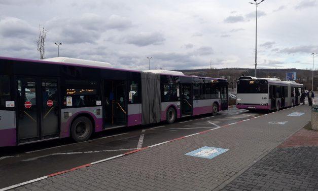 Programul Companiei de Transport Public Cluj-Napoca în perioada 31 de decembrie -3 ianuarie