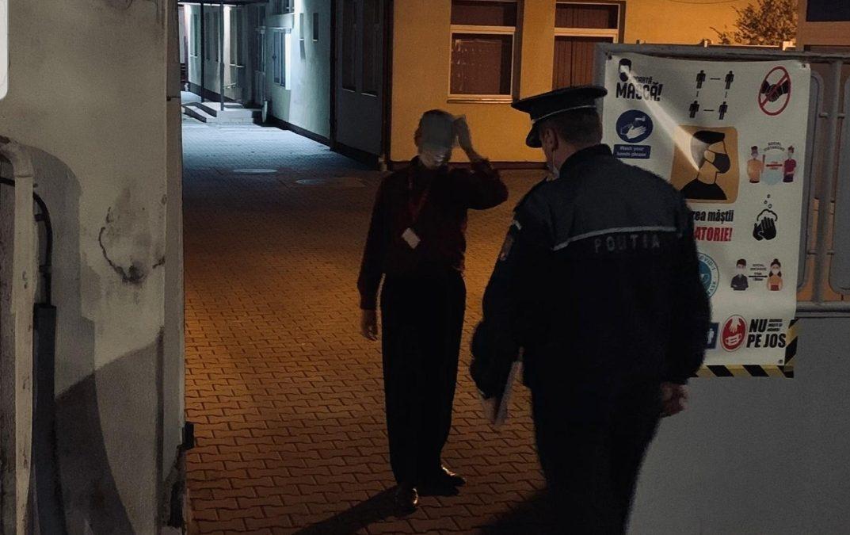 Cluj: Polițiștii în control la unitățile de învățământ