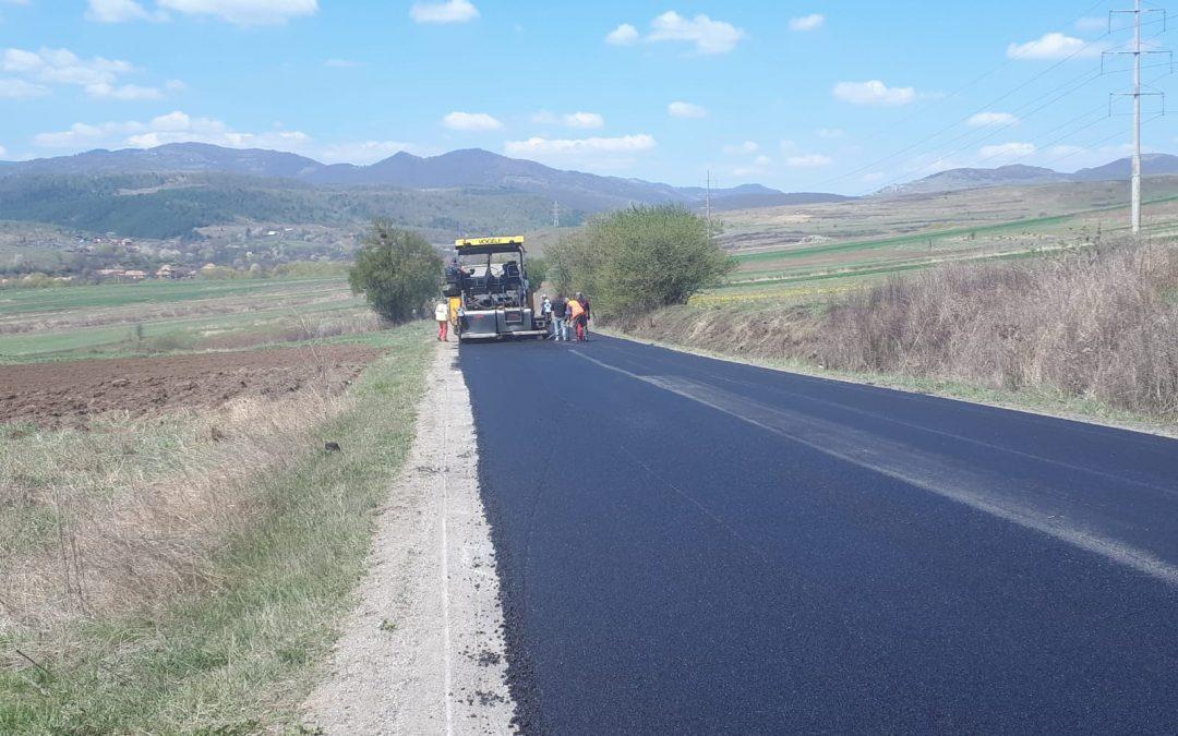 Consiliul Județean a demarat licitația pentru modernizarea unui important drum din zona montană a Clujului