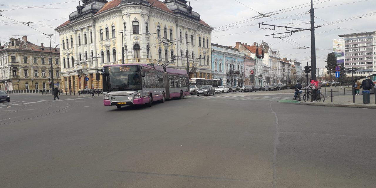 Programul SPECIAL de Paște al mijloacelor de transport în comun din Cluj-Napoca