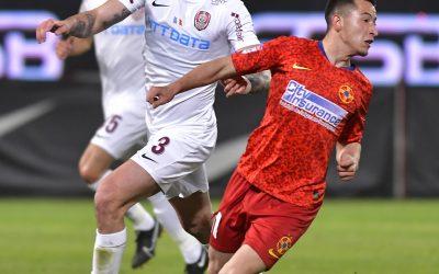 CFR Cluj – FCSB 1-1